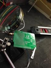 practice soldering